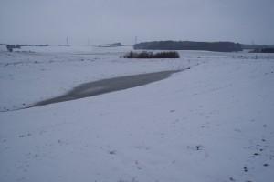 Asmusgårdsvej januar 2004.
